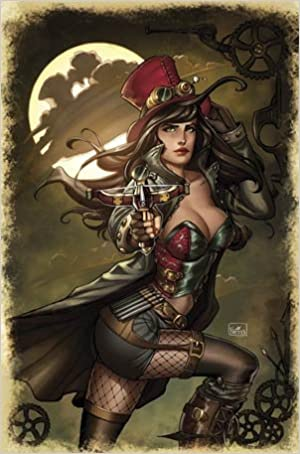 helsing graphic novel zenescope