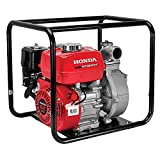 Honda - General Purpose 2-Inch Centrifugal Water Pump with GX12 118cc Series Commercial Grade Engine and 164 GPM Capacity - WB20XT4A