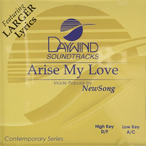 Arise My Love Album Cover