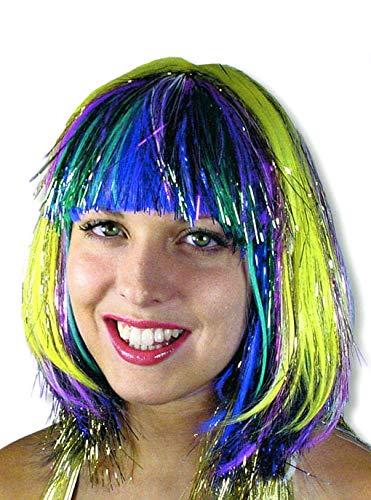 Horror-Shop Peluca arcoiris