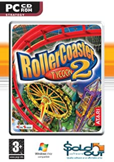 Roller Coaster Tycoon 2: Time Twister Expansion Pack (PC CD