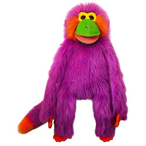 The Puppet Company - Colorful Monkeys - Purple Monkey ()