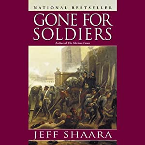 Gone for Soldiers Audiobook