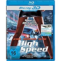 High Speed [3D Blu-ray] [Special Edition]