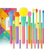 Docolor Makeup Brushes Colorful Makeup Brushes Set