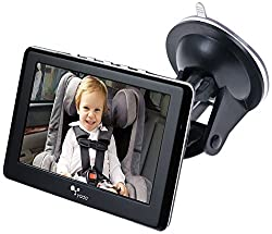 best car baby monitor