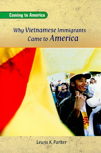Read Online Rigby On Deck Reading Libraries: Leveled Reader Why Vietnamese Immigrants Came to America PDF