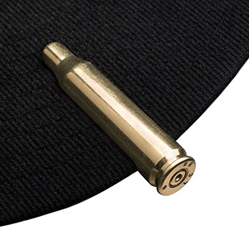 Lucky Shot .308 Cal Real Bullet Hat Clip (Fish Hook Hat)