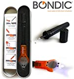 Bondic? (Starter Kit) The World's First Liquid Plastic Welder! Bond, Build, Fix and Fill Almost Anything in Seconds! Your Hard Fix For Sticky Situations. (Bondic? Starter Kit) Size: Bondic? Starter Kit, B?roartikel