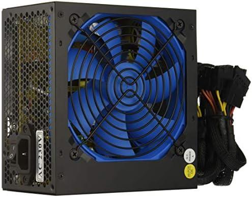 CoolBox COO-FA500BGR - Fuente de alimentación ATX: Amazon.es ...