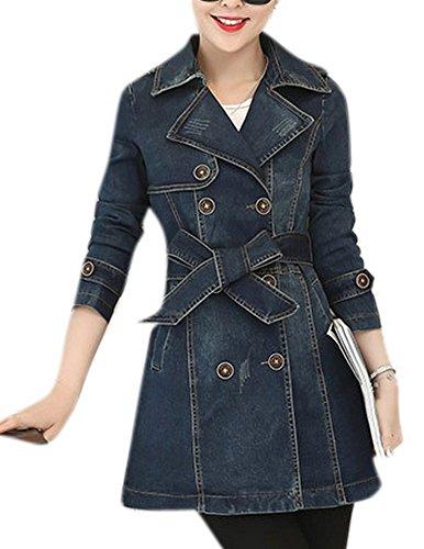 Denim And Tweed Jacket - 9