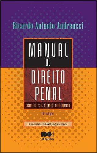 Book Manual de Direito Penal