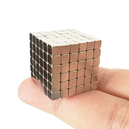 PojoTech Magnetic Holders Multi-Use Square Cube Magnets Toy