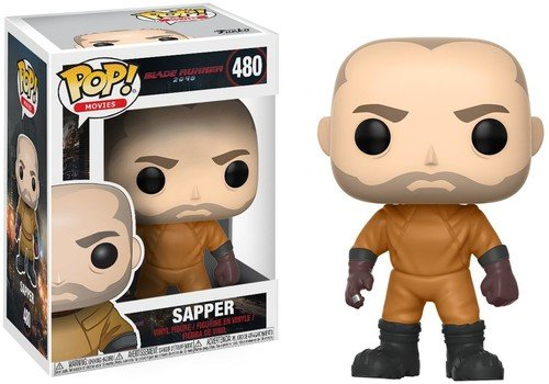 Funko Pop! Movies: Blade Runner 2049 - Sapper Vinyl Figure (Runner Bobble Head)