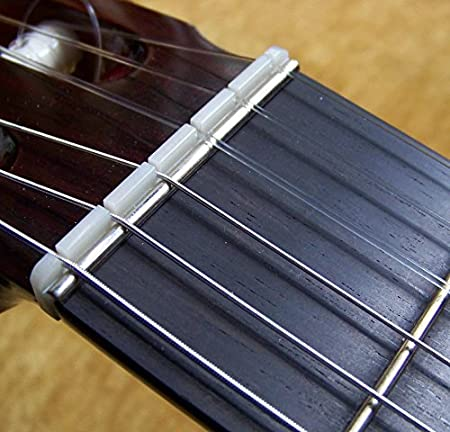 Zero Glide Classical Guitar Nut/Zero Fret with Classical Guitar Specifications 52mm