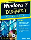 Windows 7 for Dummies - eLearning Kit, Jennifer Fulton, 1118031598