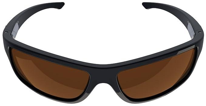 Charlie V Premium American Made Sunglasses with Polarized Lenses (Black 668f757aa7b