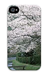 Cool Spring Blossoms PC Case for iphone 4S/4