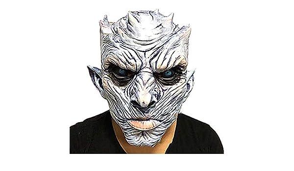 Máscara de Fantasma para Halloween y Halloween, para Fiestas de ...
