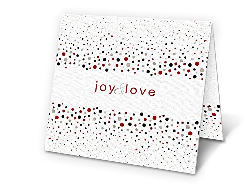Joy Boxed Holiday Card - 2
