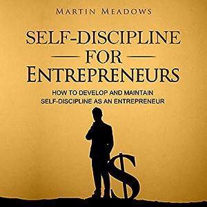 Self-Discipline for Entrepreneurs Audiobook