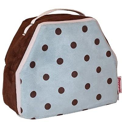 Hoohobbers Munchbox, Dots Blue from Hoohobbers