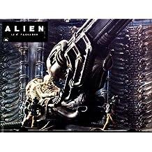 Alien Movie Poster 27x36in artwork