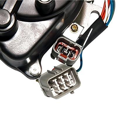 MAS Ignition Distributor Fits 92-95 Honda Acura Integra B16A B16A2 V-TEC TD-44U TD68U: Automotive