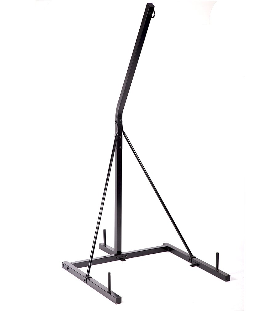 Heavy Bag Boxing Stands Solid Stand Frame for Home Fitness