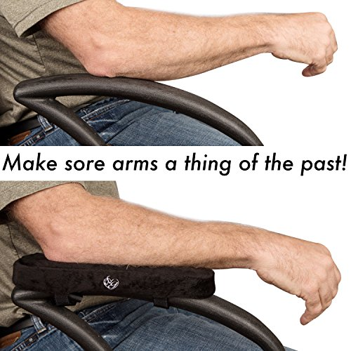 Armrest Covers for Home or Officer Chair