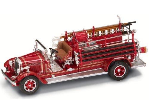 Pocketbond 1932 Buffalo Type 50 Fire Engine - Red