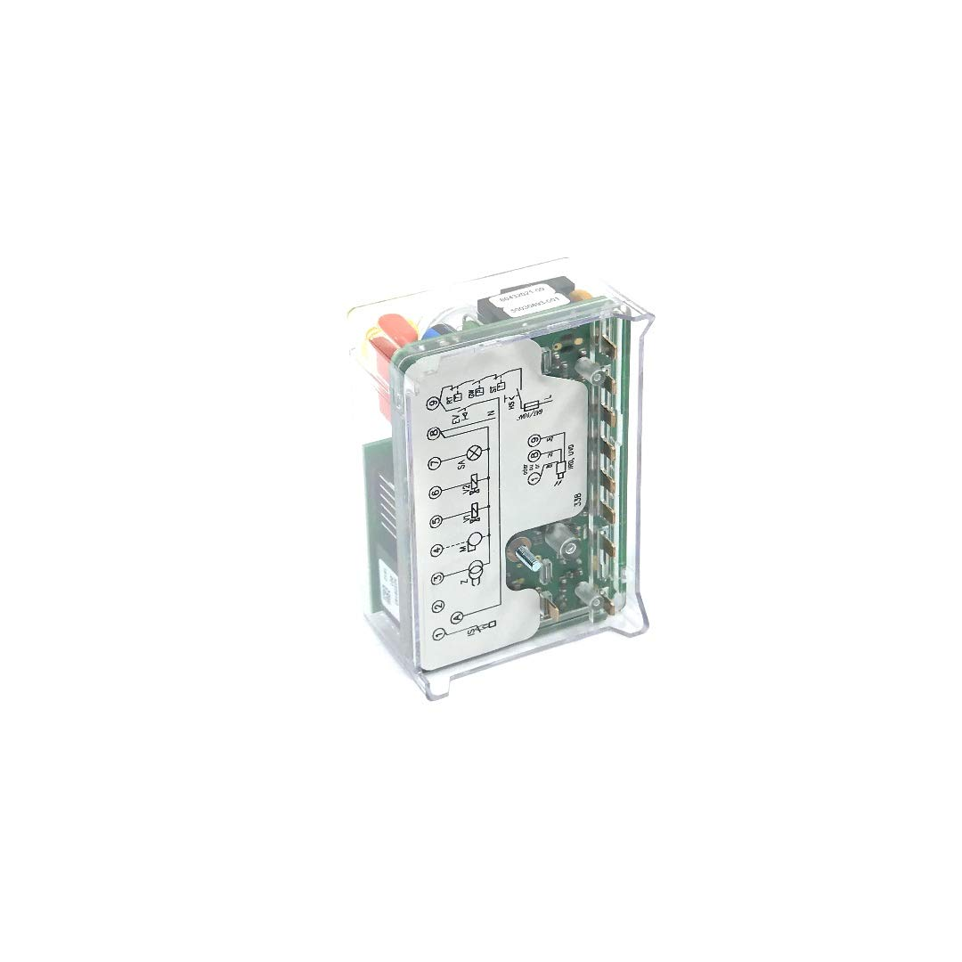 Quadro comando SATRONIC DKG 972-N Mod 21 HONEYWELL code 0432021