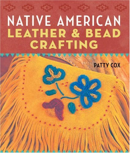 Native American Leather & Bead - Art American Impression Native