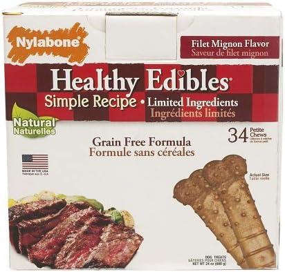 Nylabone Natural Chews and Bones