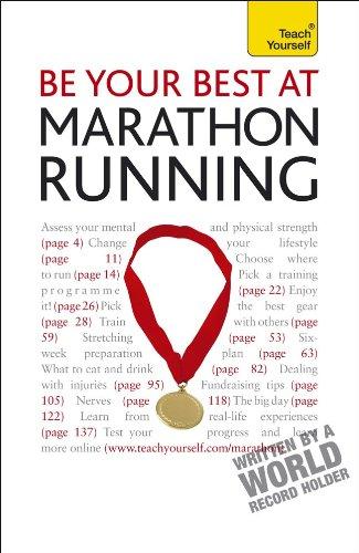 Be Your Best at Marathon Running: A Teach Yourself Guide (Teach Yourself: - Chicago Shop Triathlon