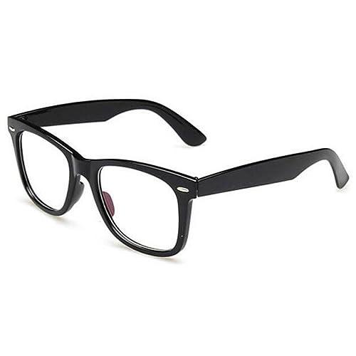 Juleya Occhiali da lettura Occhiali da lettura Occhiali da lettura Occhiali da vista Geek / Nerd per...