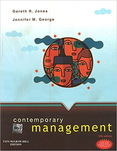 Contemporary Management 5Th Edition