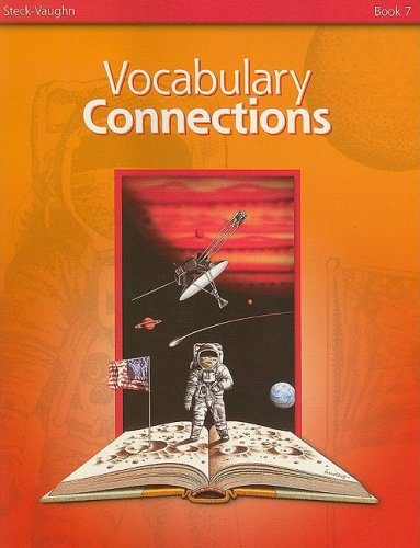 Steck-Vaughn Vocabulary Connections: Student Edition  (Adults G) Book 7