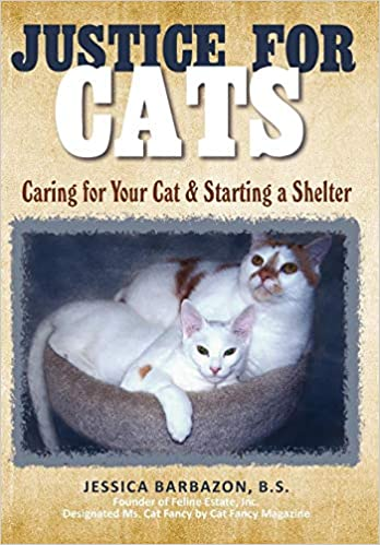 Justice For Cats: Caring for Your Cat & Starting a Shelter ...