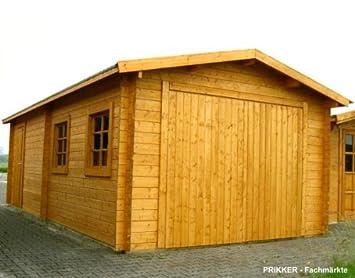 Garage En Carport : Blockhaus garage carport cm cm mm blockhaus