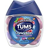 TUMS Chewy Bites Assorted Berries Antacid Hard