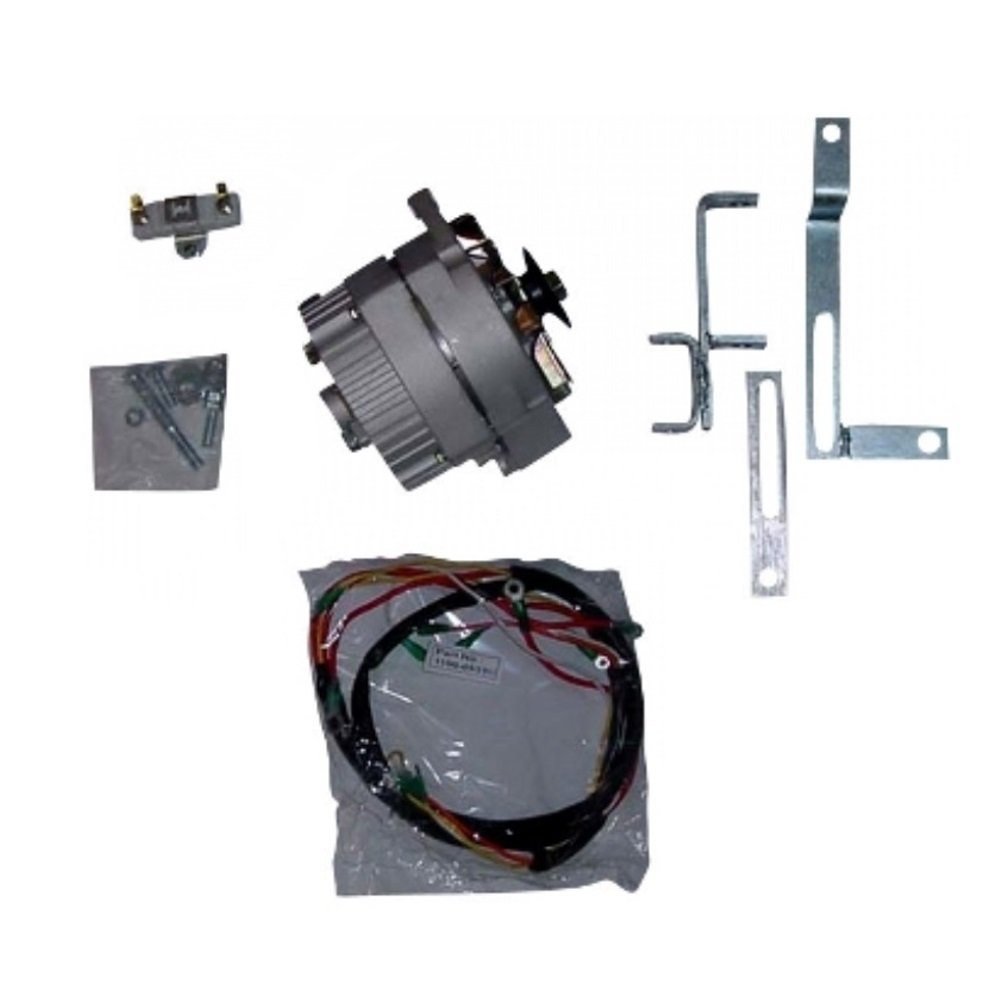Ford New Holland Wiring Diagram Also Ford Tractor Alternator Wiring