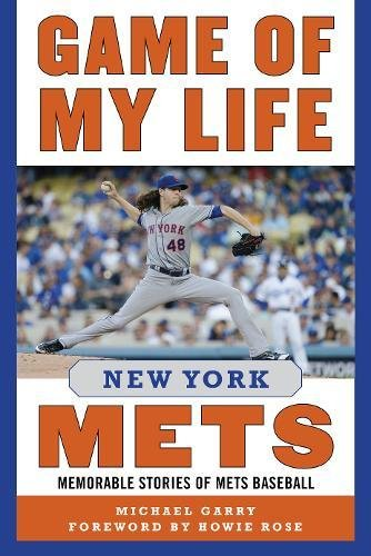 Game of My Life New York Mets: Memorable Stories of Mets Baseball - Nlcs Game 1