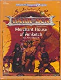 img - for Merchant House of Amketch (AD&D 2nd Ed. Fantasy Roleplaying, Dark Sun, DSM2) book / textbook / text book