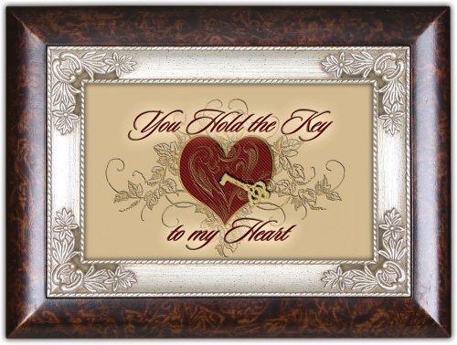 大洲市 Cottage Garden Key to My Heart Garden LoveイタリアInspired Music B017URB03Q MusicalジュエリーボックスPlays by You Light Up My Life by Cottage Garden B017URB03Q, 隼人町:3425cf33 --- arcego.dominiotemporario.com