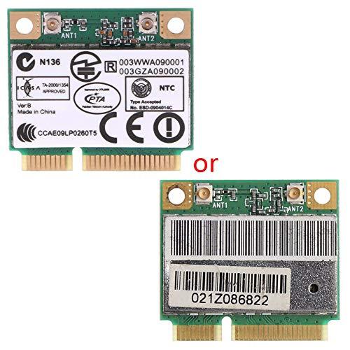 HEASEN AR9285 AR5B95 Half Height Mini PCI-E 150Mbps Wireless WLAN WiFi Card  for Atheros