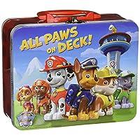 """Todas las patas en la cubierta Paw Patrol Puzzle en lata, 24 piezas (8 """"x 6"""" x 3 """") Grande"""
