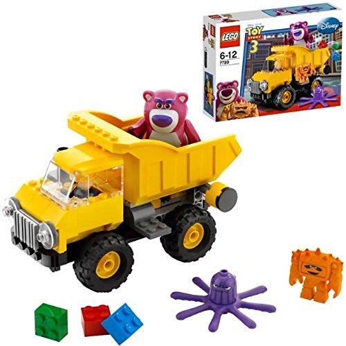 LEGO - 7789 - Jeux de construction - LEGO toy story - Le camion-benne de Lotso