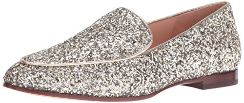kate spade new york Women's Calliope Moccasin, Platino, 9.5 M US from Kate Spade New York