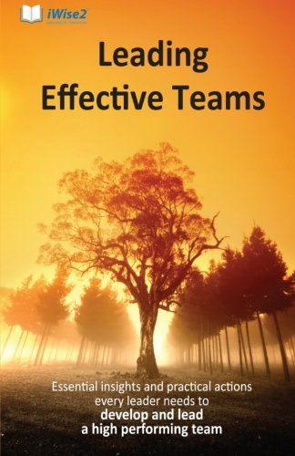 Leading Effective Teams: Essential insights and practical actions every leader needs to develop and lead a high performi